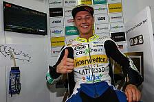 Dominique Aegerter wechselt für Moto2-Saison 2017 zu Leopard Racing und Suter