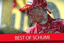 Formel 1 - Video: Michael Schumacher wird 49: Best of Legende & Rekordchampion Schumi