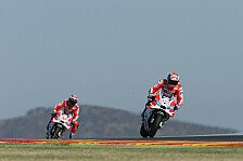 MotoGP - Reifen-Desaster Schuld an Ducati-Debakel in Aragon