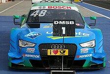 Edoardo Mortara hat sich im DTM-Meisterkampf zurückgemeldet
