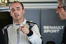 Robert Kubica testet erstmals LMP1 in Bahrain