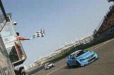 Volvo mit historischem Sieg in China - Lopez ist Weltmeister