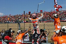 MotoGP - Sieg Nummer 54: Marquez zieht mit Doohan gleich
