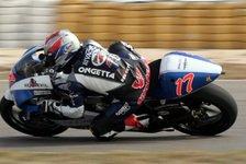 MotoGP - Steve Jenkner im 1. Qualifying auf Rang 12
