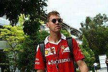 Vettel in Abu Dhabi eine Stunde von Polizei festgehalten