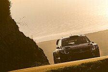 WRC - Voller Angriff: Duell Ogier vs. Meeke