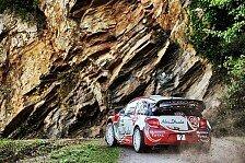 WRC - Video: Die Citroens jagen sich durch Korsika