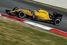 Renault, Manor und Sauber: Kampf um die rote Laterne