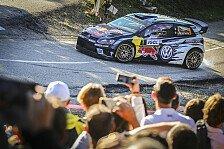 WRC - Ticker: News-Splitter Rallye Frankreich 2016