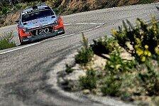 WRC - Video: Platz zwei für Neuville auf Korsika