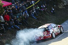 WRC - Video: Citroen: Verpasste Chancen in Spanien
