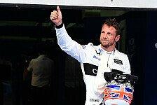 McLaren-Pilot Jenson Button vor F1-Abschied in Abu Dhabi: Freue mich schon lange