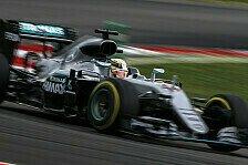 Formel 1 - Nach Hammer-Pole: Hamilton fürchtet zweites Monza