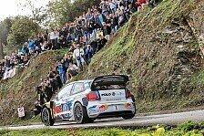 WRC - Ogier gewinnt Rallye Frankreich auf Korsika