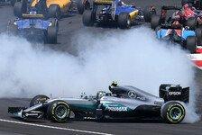 Rosberg schimpft nach Kollison: Vettel Torpedo außer Kontrolle