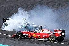 Sebastian Vettel dreht durch: Die größten Ausraster eines Champions