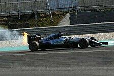 So hat Lewis Hamilton die F1-Weltmeisterschaft 2016 verloren