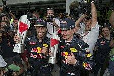 Mercedes im Visier und Ferrari längst besiegt: Red Bulls erstaunliche Aufholjagd