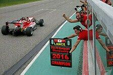 Lance Stroll neuer Formel-3-Europameister