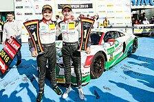 ADAC GT Masters - De Phillippi/Mies: Neue ADAC GT Masters-Champions