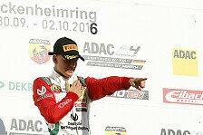 Mick Schumacher fährt Formel-3-Test mit Prema Powerteam am Nürburgring