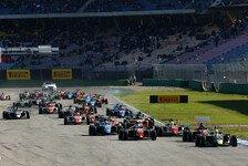 ADAC Formel 4 - ADAC Formel 4 startet mit 21 Rennen in neue Saison