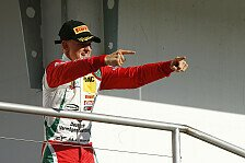 ADAC Formel 4 - Mick Schumacher - Berufswunsch: Rennfahrer