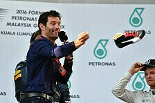 Formel 1 - Bilderserie: Malaysia GP - Fundsachen