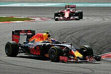 Team-Ergebnisse im Training zum Japan GP in Suzuka: Red Bull vor Ferrari?