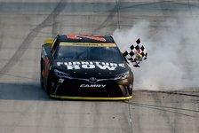 NASCAR - Bilder: Citizen Soldier 400 - 29. Lauf (Chase 3/10)