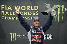 Loeb siegt im Rallycross - erster Fahrer mit WM-Siegen in drei Rennserien