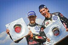 WRC - Bilder: Rallye Frankreich - Tag 3 & Podium