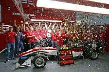 Formel 3 EM - Bilder: Imola - 25. - 27. Lauf