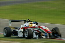 Formel 3 EM - Maximilian Günther mit Pech beim Imola-Debüt