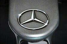 Mercedes EQ Formel E Team nimmt Formen an