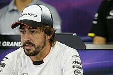 Fernando Alonso zeigt sich vor dem Honda-Heimspiel als großer Japan-Fan