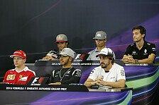 Formel 1 - Bilder: Japan GP - Donnerstag