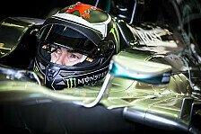 Yamaha MotoGP-Star Jorge Lorenzo vom F1-Test mit Mercedes begeistert