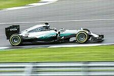 MotoGP - Bilder: Jorge Lorenzos F1-Test im Mercedes