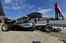 1. Training in Suzuka: Nico Rosberg mit erster Japan-Bestzeit
