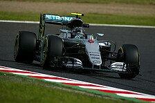 Live-Ticker Japan GP: 1. und 2. Freies Training in Suzuka, Rosberg mit Bestzeit