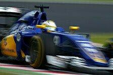 Formel 1 - Sauber auf Punktejagd: Vier Rennen, vier Chancen