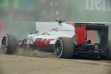 Haas: Zwischen Hoffen und Bangen bei Heim GP