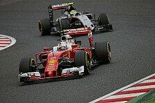 Force India zeigte sich in Japan nicht weit weg von Ferrari und Red Bull
