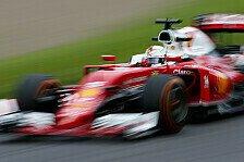 Ferrari in Suzuka: Balance-Akt für Vettel und Räikkönen in Training zum Japan GP