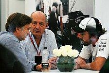 Nach nur 5 Monaten: Jost Capito verlässt McLaren wieder