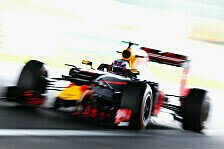 Trainings-Analyse Japan: Suzuka ist Red Bull Land