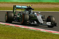 3. Training in Japan: Nico Rosberg holt Bestzeit