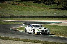 Zanardi: So lief sein erster Test im BMW M6 GT3