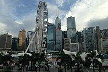 News-Splitter: Hongkong ePrix im Live-Ticker